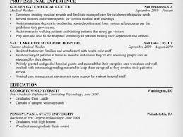 21 medical field resume samples examples of resumes sample