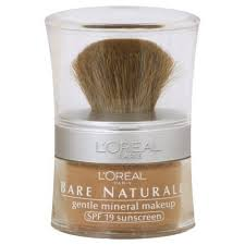 l oreal paris true match naturale gentle mineral makeup clic tan 470