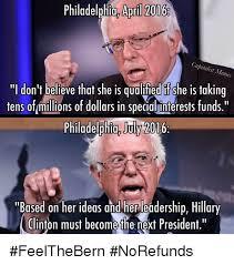 Clinton Memes - philadelphia april 2016 capitalist memes don t believe that she is