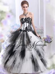 robe de mari e bicolore robe de mariée blanche et grise la boutique de maud