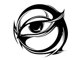 wallpapers logo fox cross free designs tribal dragon with long