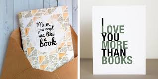 gifts for mothers 10 bookish s day gifts your will