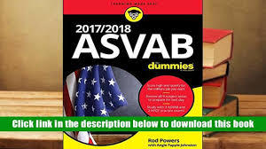 best afoqt study guide popular book 2017 2018 asvab for dummies for dummies lifestyle