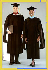 master s cap and gown masters robe gown tam
