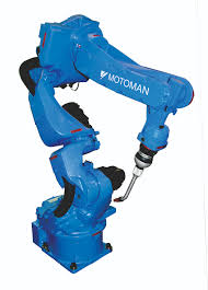 industrial robot yaskawa motoman va1400 with 7 axis industrial
