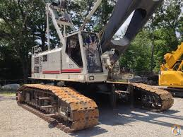2002 link belt ls 308h ii crane for in oxford massachusetts on