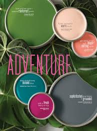 better homes and gardens u0027 march color issue 2015