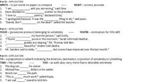 commonly confused words worksheet by christy coats tpt