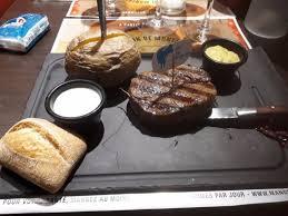 cuisine dreux bœuf chateaubriand picture of poivre dreux tripadvisor