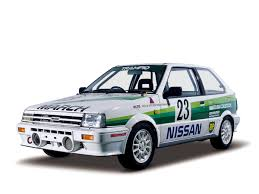 nissan micra race car nissan heritage collection march super turbo