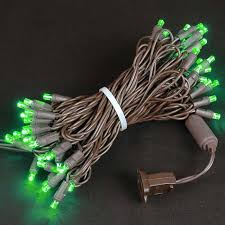 led lights on brown wire novelty lights inc