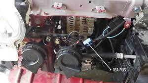 bosch h3f wiring installation youtube