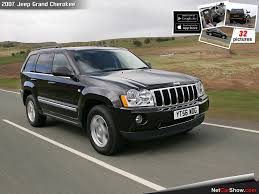 2007 jeep grand cherokee photos and wallpapers trueautosite