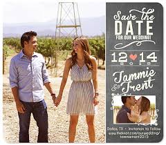 save the date wedding magnets chalk chalkboard save the date magnets two photo magnet