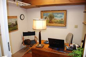 Black And White Home Office Decorating Ideas by Office Engaging Small Home Office Decor Ideas With Vintage