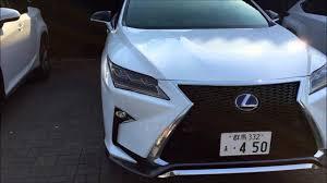 lexus rx 450h for sale edmonton 2016 lexus rx 450h f sport 2016 11 29