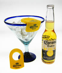 martini drink bottle mexican margarita glass 22oz with coronarita holder