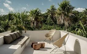 holiday home of the week a tropical jungle hideaway in tulum mexico