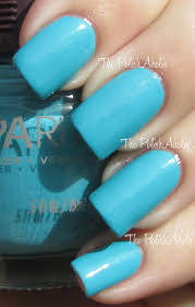 the polishaholic sparitual spring 2012 water collection swatches