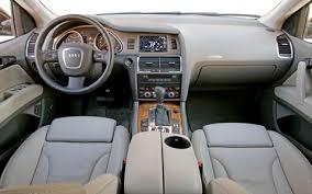2007 audi q7 reviews audi suv cars