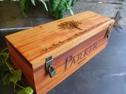 wine box wedding ceremony personalized wine box custom wine box wine box engraved