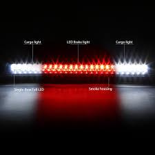 nissan frontier gas light amazon com nissan frontier d40 titan a60 rear high mount led