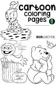 cartoon coloring pages 760 best kids coloring pages images on pinterest coloring books