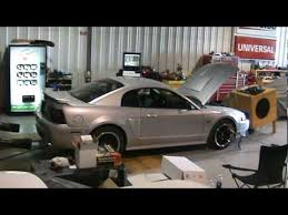 2002 mustang gt turbo kit 2003 mustang gt with on3performance turbo kit dyno