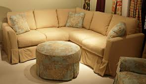 furniture sectional l shaped couches with round ottoman for