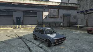 volkswagen golf mk1 modified volkswagen golf mk1 gti gta5 mods com
