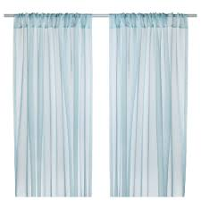 curtain ikea curtains light blue decorate our home with