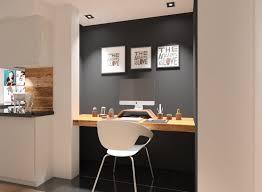 espace bureau rendu 3d de l entrée espace bureau pour un projet de condo