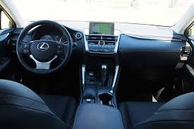white lexus 2017 interior 2016 lexus nx 300h review curbed with craig cole autoguide com news