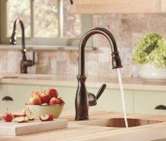 delta kitchen faucets oil rubbed bronze design