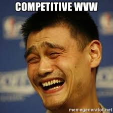Asian Man Meme - competitive wvw laughing asian man meme generator