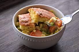 Pot Pie Variations by Lightened Up Chicken Pot Pie Blog Festival Foods
