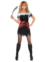 pirates halloween costume ladies caribbean pirate wench fancy dress womens adults