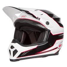 bell helmets motocross bell helmet mx 9 mips stryker black white 2017 maciag offroad