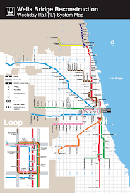 Map Chicago Metro by Cta Train Map Cta Train Map Cta Train Map Blue Line