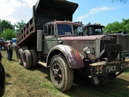 mack dump truck 1955 mack ljswx dump truck press l to view in lightbox flickr