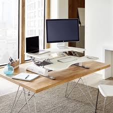 Office Desk Risers Standing Desk Review Which Setup Is Right For You
