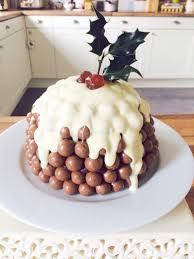 christmas malteser cake the organised housewife