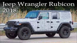 2018 jeep wrangler all 2018 jeep wrangler jl almost fully exposed