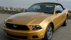 2010 ford mustang problems 2010 ford mustang convertible review roadshow