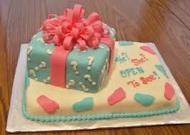 reveal baby shower gender reveal baby shower cake cakecentral