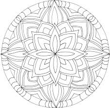 mandala potential mosaic pattern idea mosaic patterns