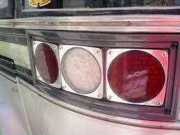 led brake lights for trucks round led truck trailer lights 4 led brake turn tail lights 3