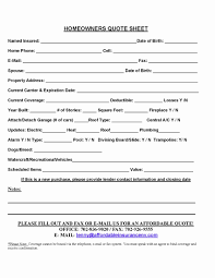 home insurance quote sheet new contact us forms page affordable insurance