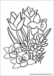 kids love free springtime coloring pages educational