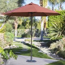 Olefin Patio Umbrella Olefin Patio Umbrellas Hayneedle